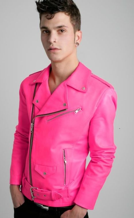 Rad or Bad? Menswear Gets Cheeky in Neon Pink | Pink suit, Men ...