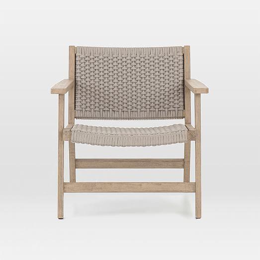 Marvelous Teak Wood Rope Outdoor Chair Home Garden In 2019 Inzonedesignstudio Interior Chair Design Inzonedesignstudiocom