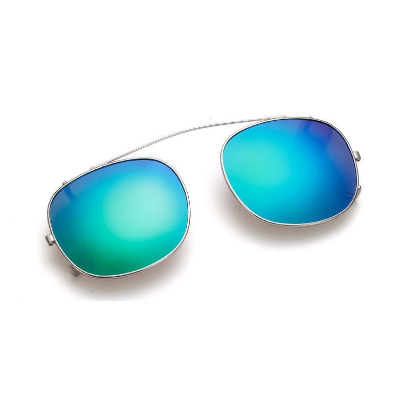02be0908e5 Sale 27% (8.08 ) - BIKIGHT Polarized Clip on Sunglasses Reflective Mirror  Seven