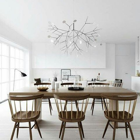 In Todays Post Modern Dining Tables Team Has Selected Today 10 Fabulous White And Wood Room Ideas To Inspire You