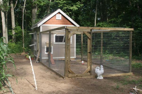 Chicken Coops For 20 Chickens Chicken Diy Chicken Coop Plans