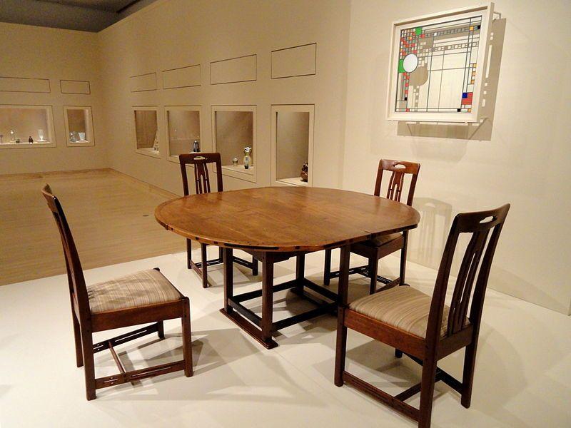 Dining Room Suite Greene & Greene 1908 Designed For Casa Stunning Arts And Crafts Dining Room Set Design Inspiration