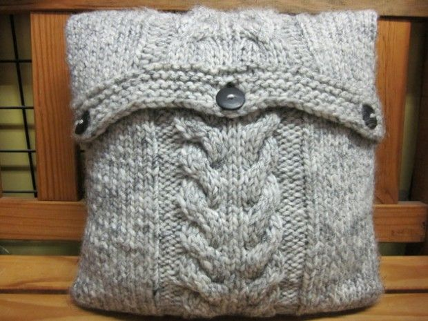 5 Cushions To Make Your Sofa Proud Knitting Patterns Cable And