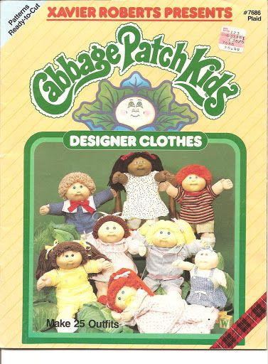 Free Cabbage Patch Doll Clothes Patterns | BABY DOLL CLOTHES ...