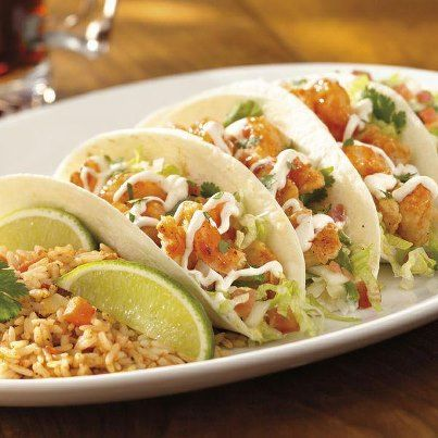 Granite City Shrimp Tacos Amazing Love The Asian Glaze On The Shrimp Cooking Recipes Food Restaurant Recipes