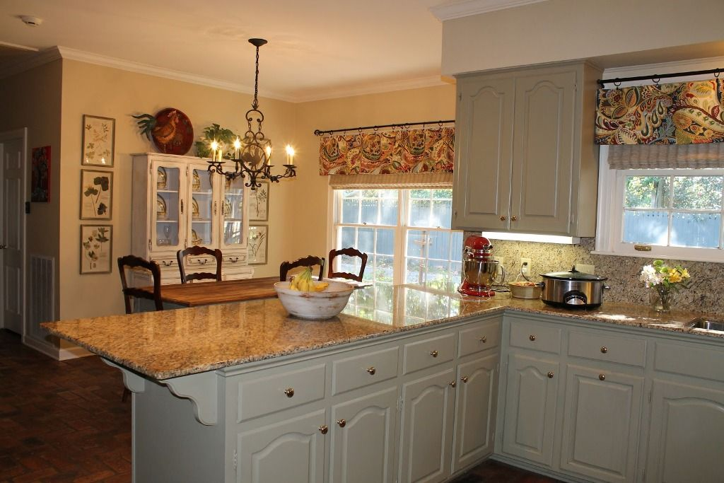 Agreeable Contemporary Kitchen Window Valances Ideas With Colorful Flower  Pattern For Clear Glass Paneled Double Hung Windows With Kitchen Window  Treatments ...