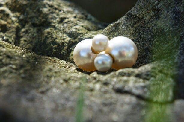 Topos perla cultivada