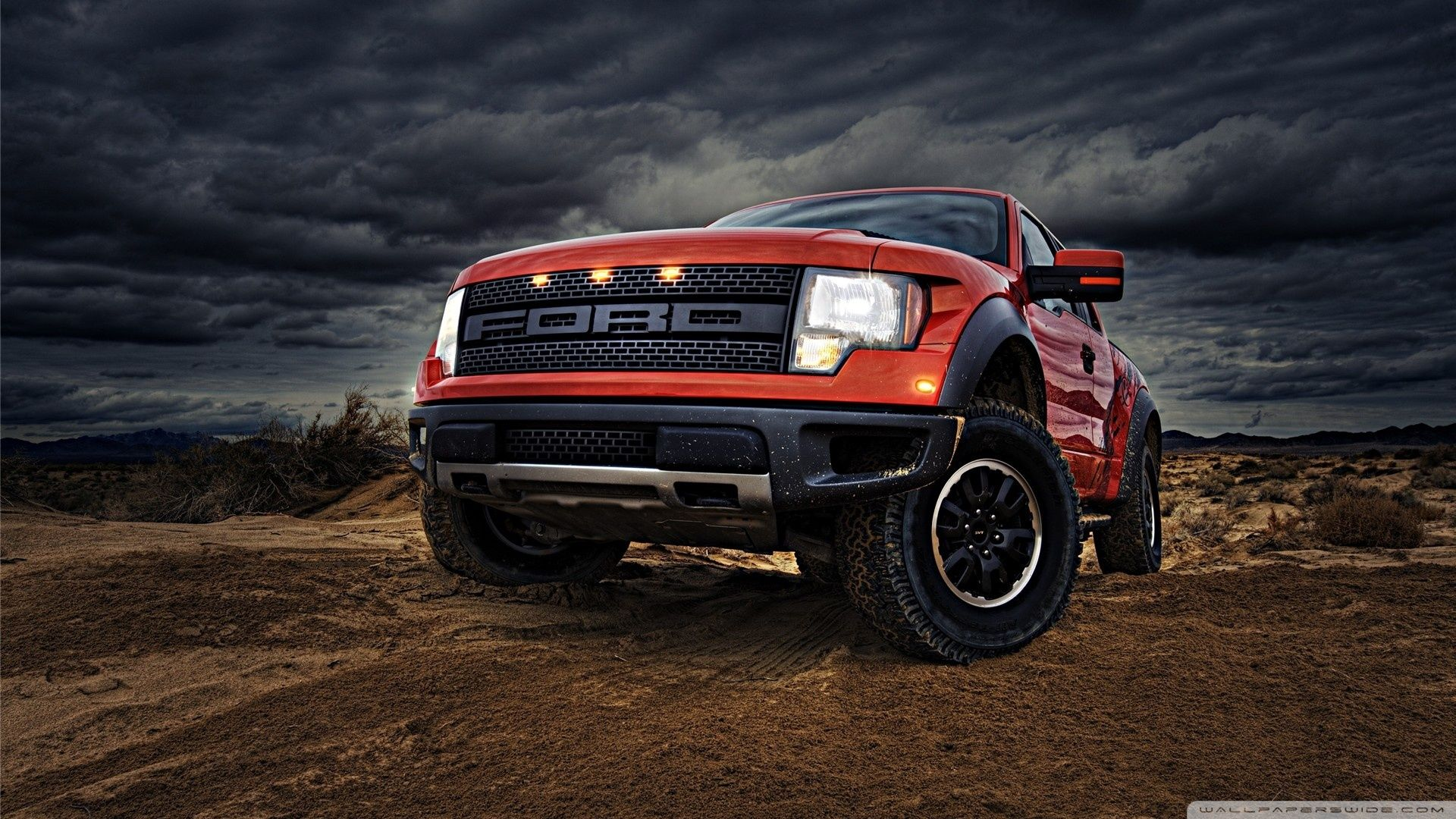 Ford F 150 Raptor Hd Wallpaper Ford Raptor Ford Raptor Truck Ford Raptor Svt