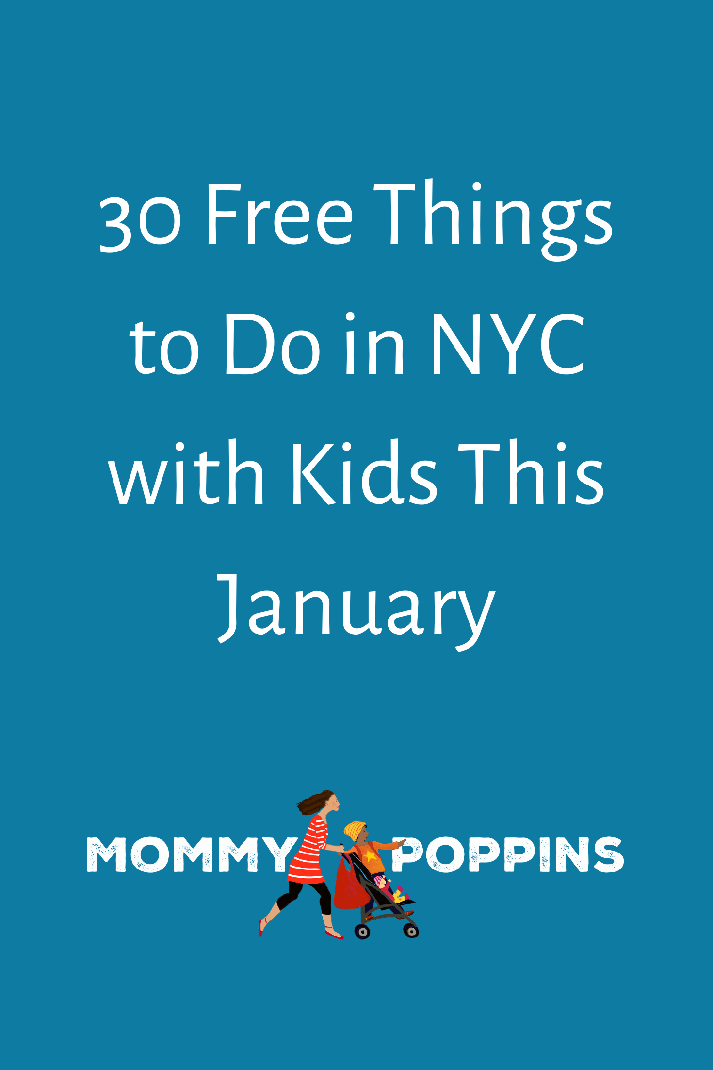 Free Things To Do In Nyc At Christmas 2020 30 Free Things to Do in NYC with Kids in January 2020 in 2020