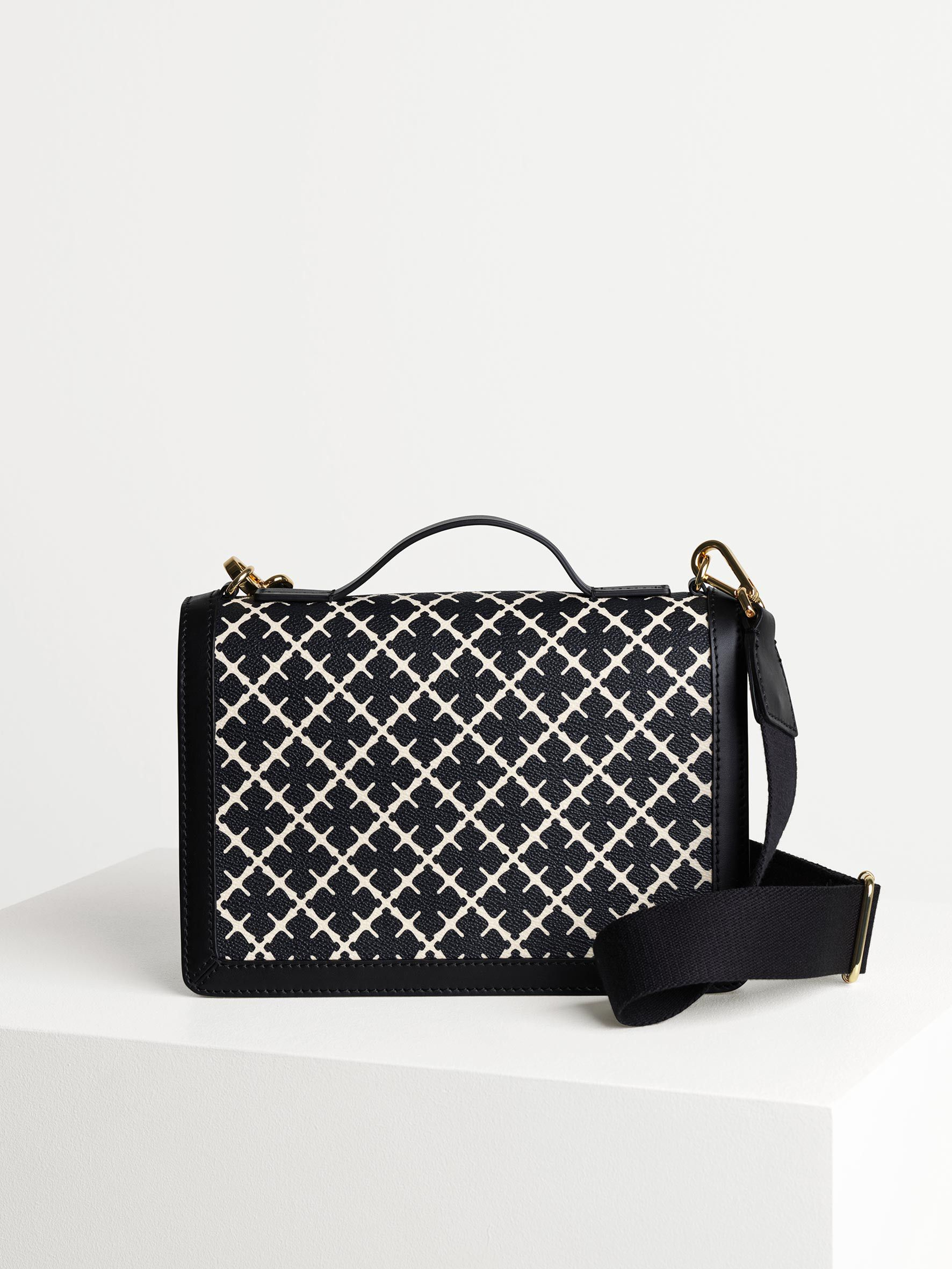 This Compact Yet Practical Cross Body Bag Features A Detachable Shoulder Strap In Sporty Cotton Webbing And A Leather Top H Bags Malene Birger Bag Shoulder Bag