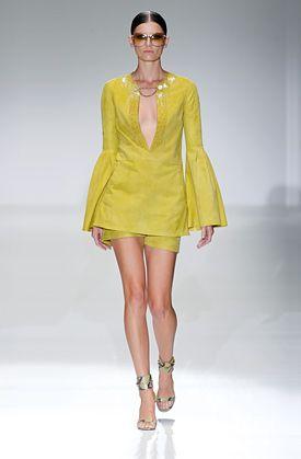 Gucci - women's fashion show