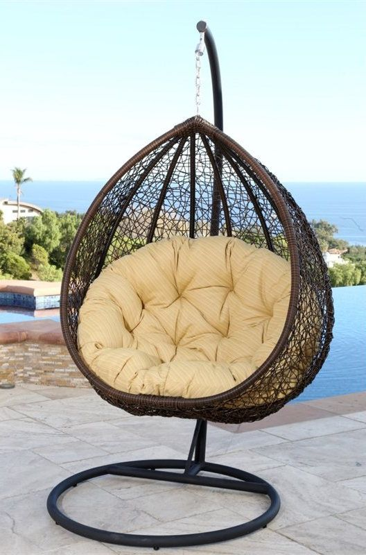 72 Comfy Backyard Furniture Ideas Patio Swing Chair Swinging Chair Porch Chairs