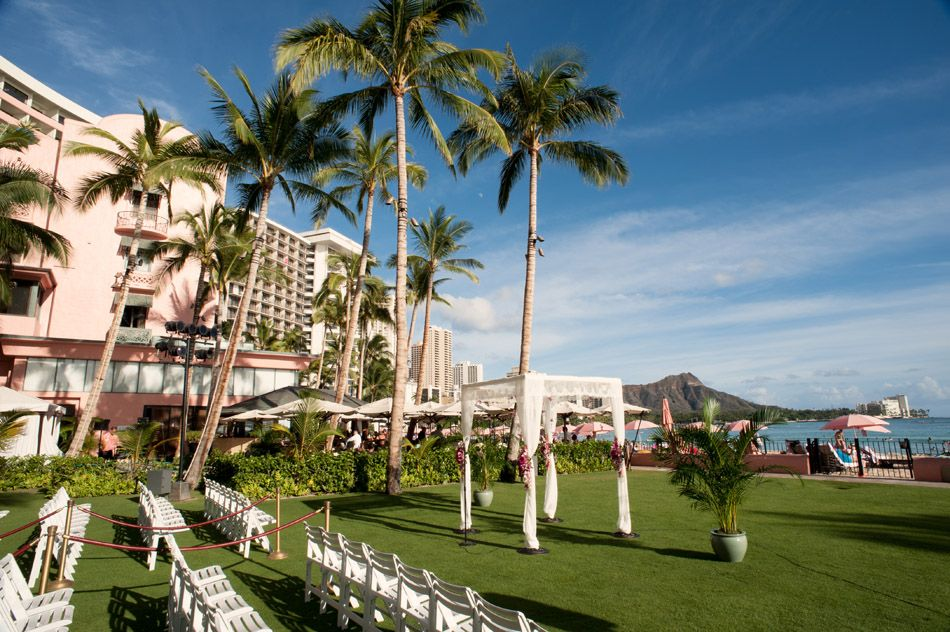 The Royal Hawaiian Image Via Derek Wong