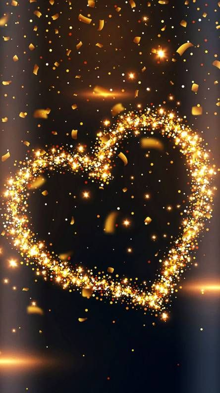 Sparkling Heart wallpaper by NikkiFrohloff - 97c2 - Free on ZEDGE™