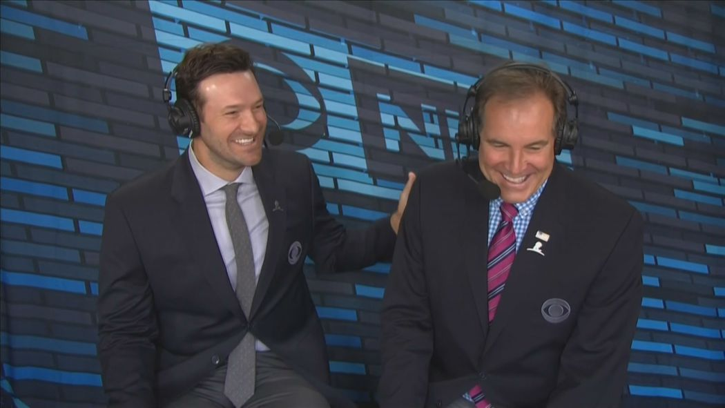 Tony Romo isn't just better than Phil Simms. He's a really