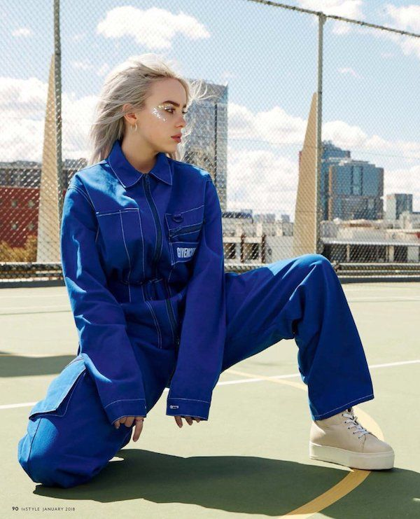 Billie Eilish Con Vestido Google Search Billie In 2019