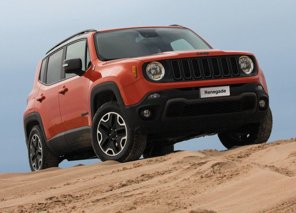 2016 Jeep Renegade Jeep Renegade 2015 Jeep Renegade Jeep