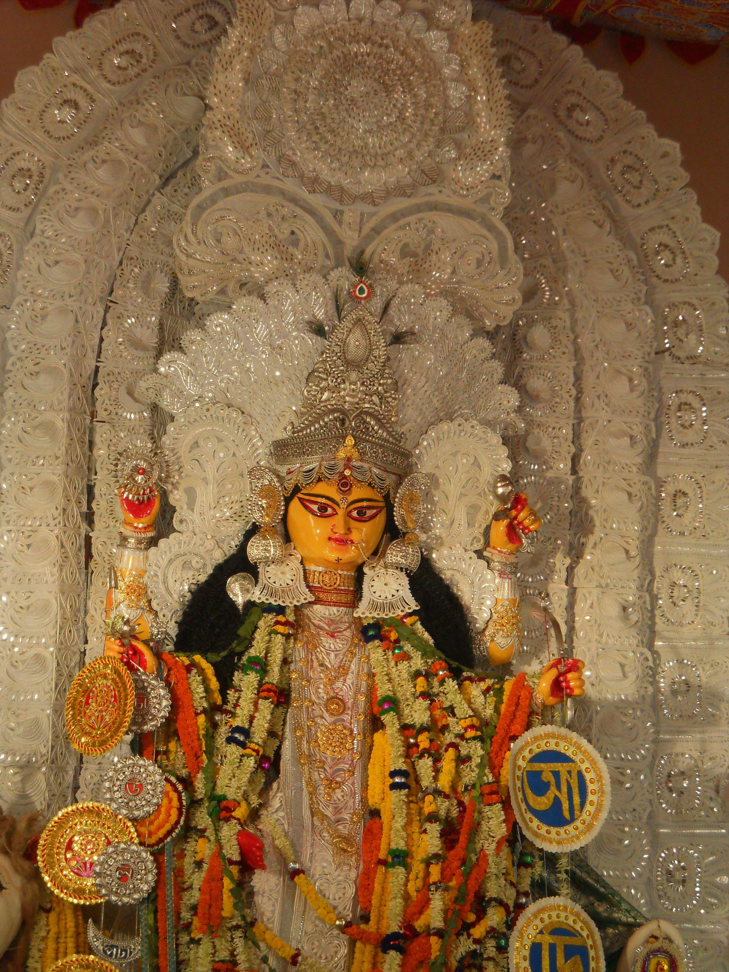 Jagadhatri Puja in Chandannagar
