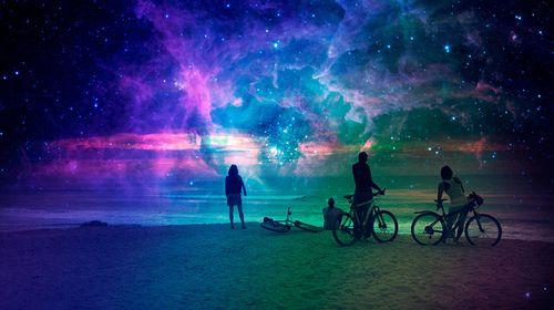 starry eyed #planetblue