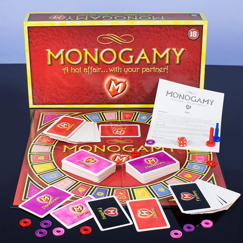 Monogamy Adult Couples Game Buy From Prezzybox Com Couple