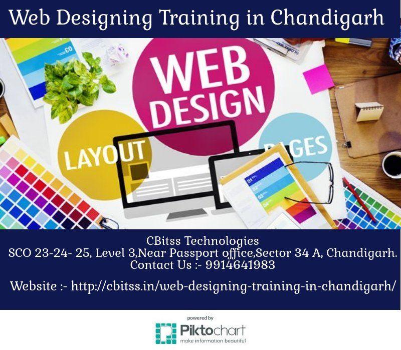 Web Designing Training In Chandigarh Web Design Web Design Course Web Design Training