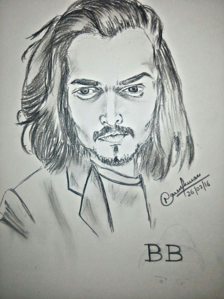 bhuvan bam | Bb ki vines, Pencil art, Amazing art