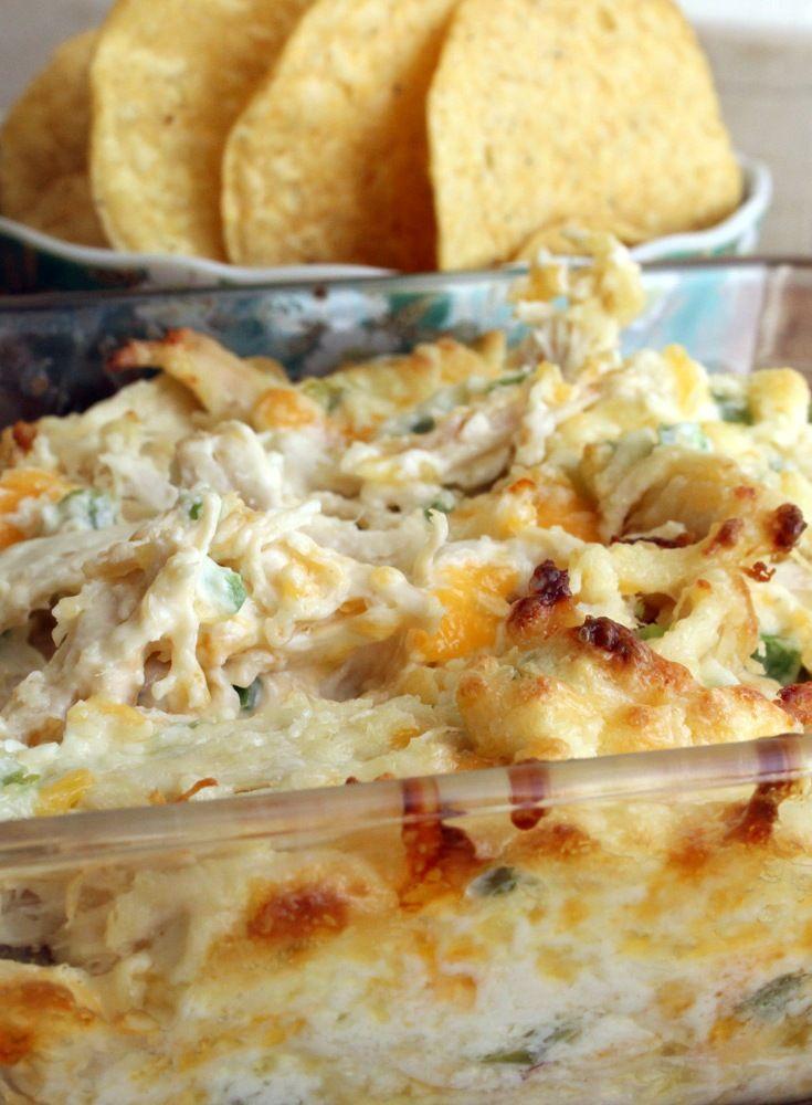 Creamy Chicken Cheese Jalapeno Dip