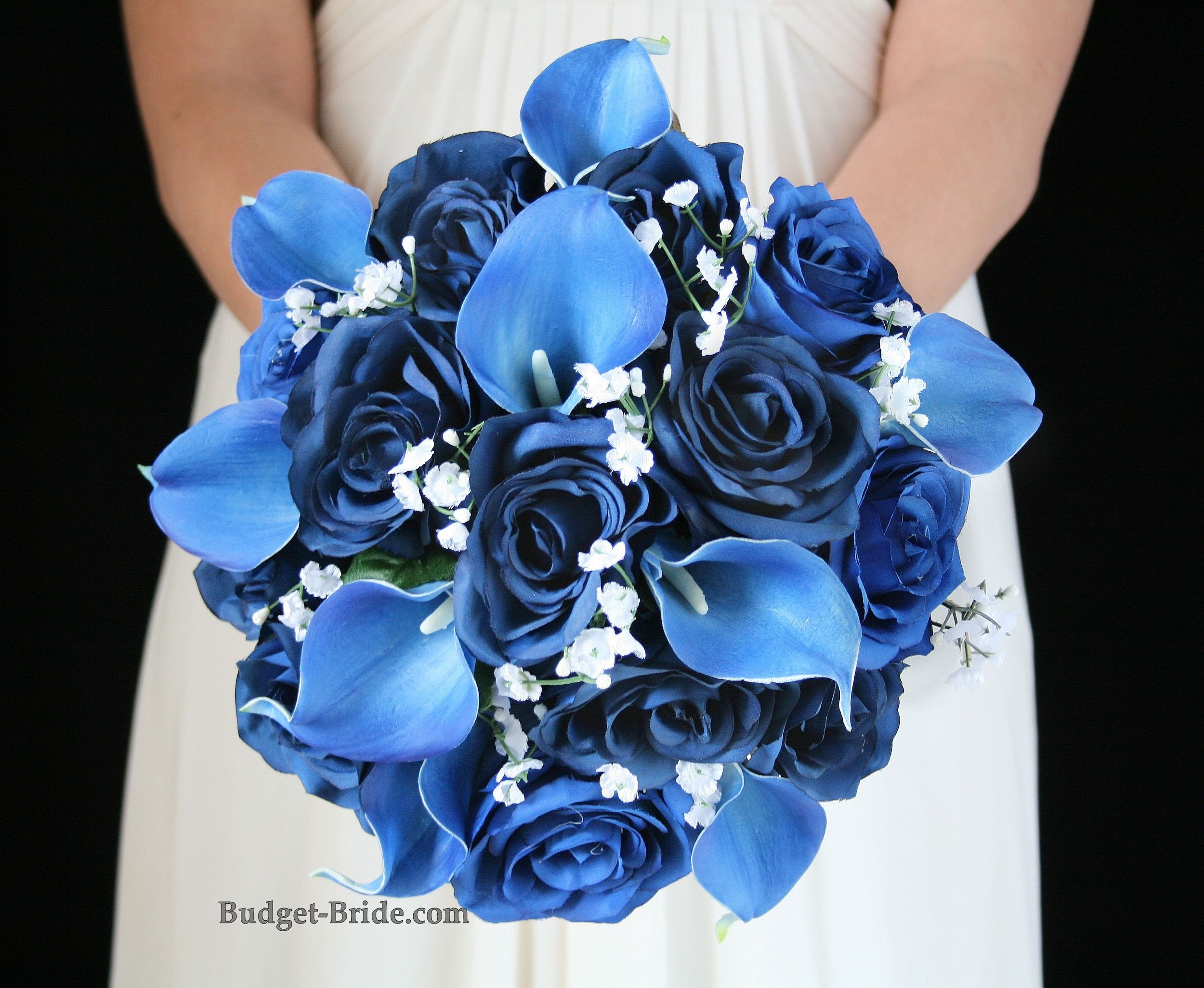 Turquoise Wedding Flower Package