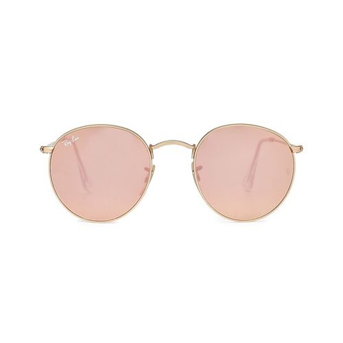 Real Cateye Sonnenbrille Damen Rosa gold Verspiegelt Fashion so Hot vintage