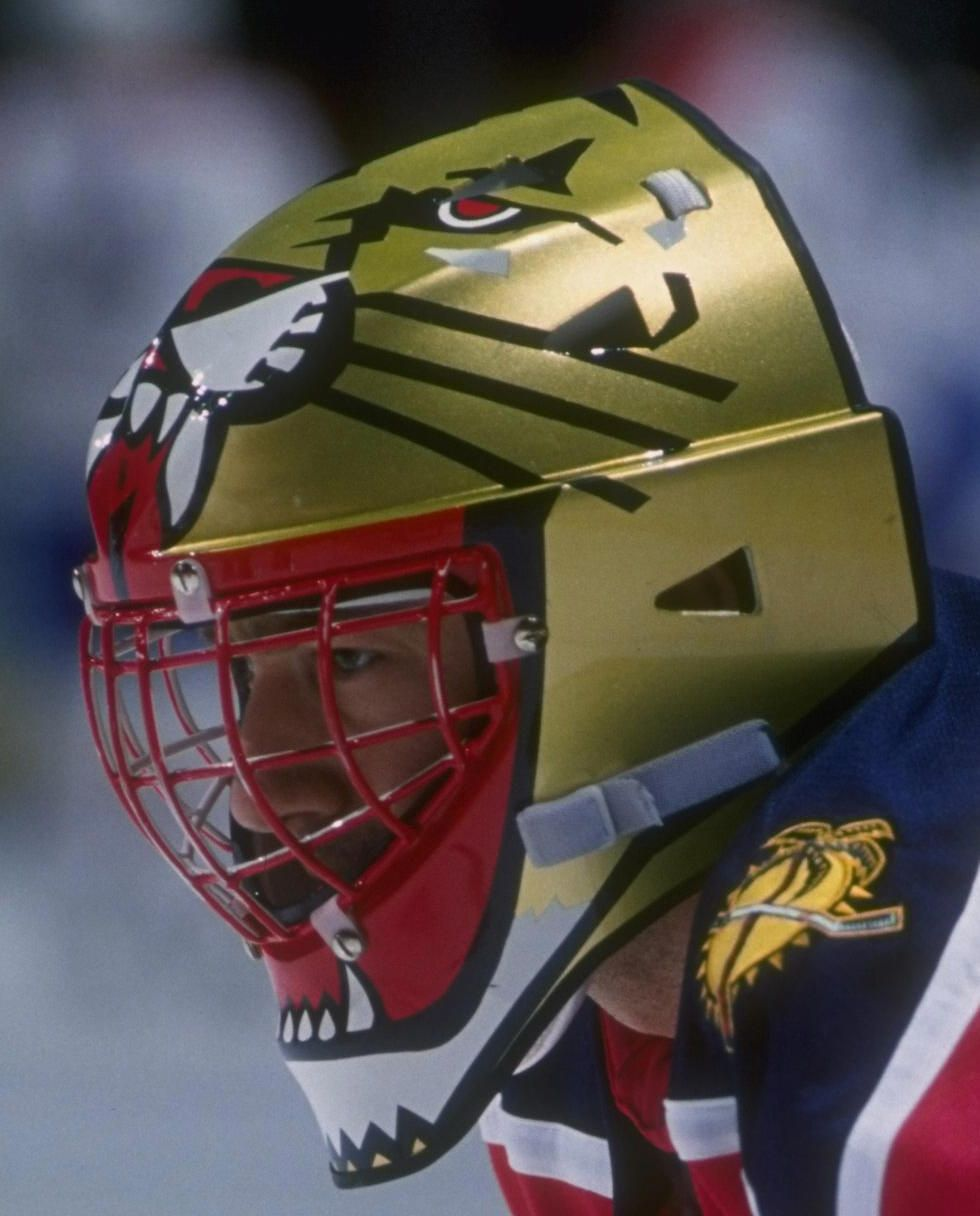 Image result for vanbiesbrouck mask