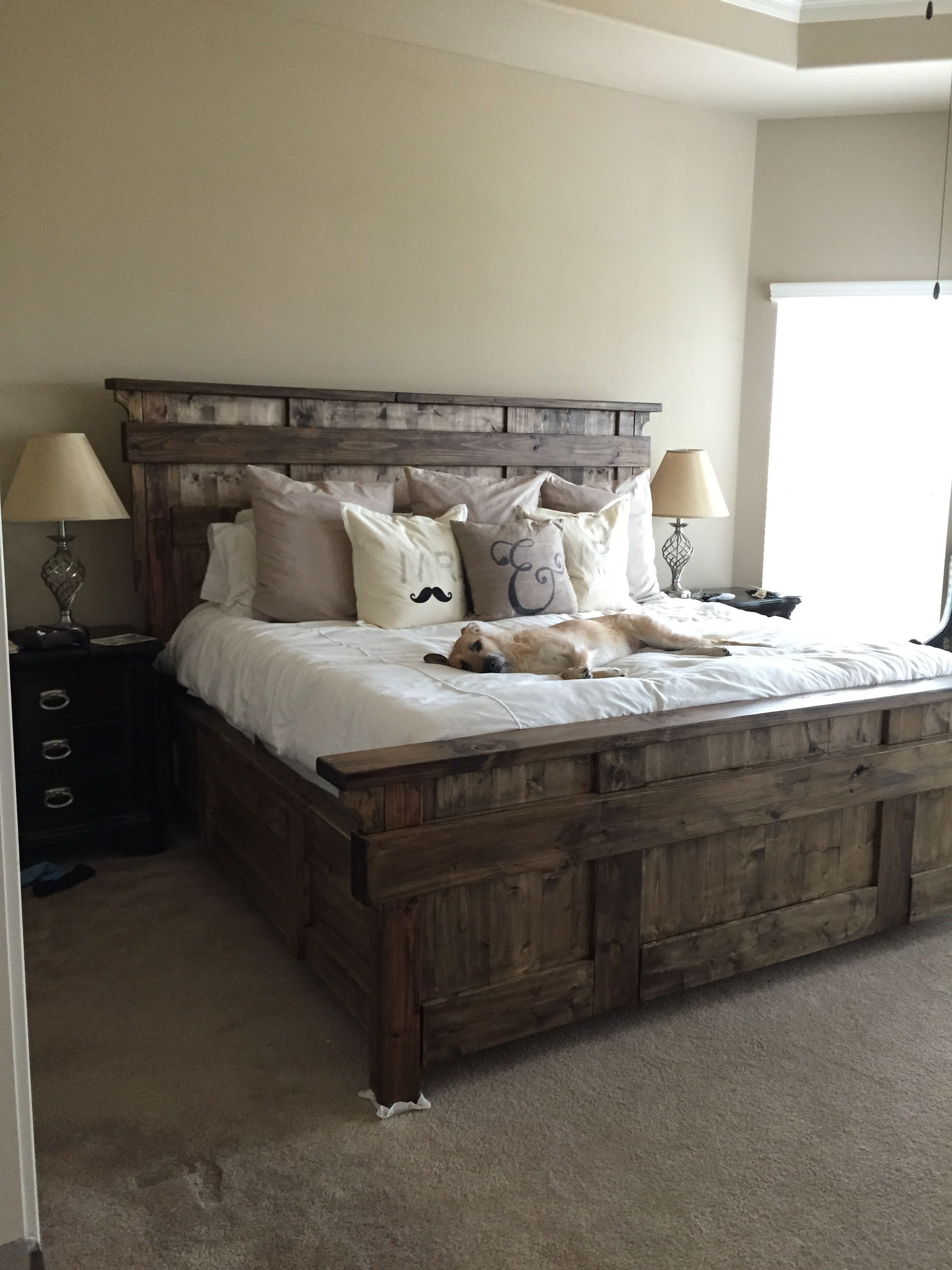 Webb Bed with Nightstands in 2020 (With images) Cheap