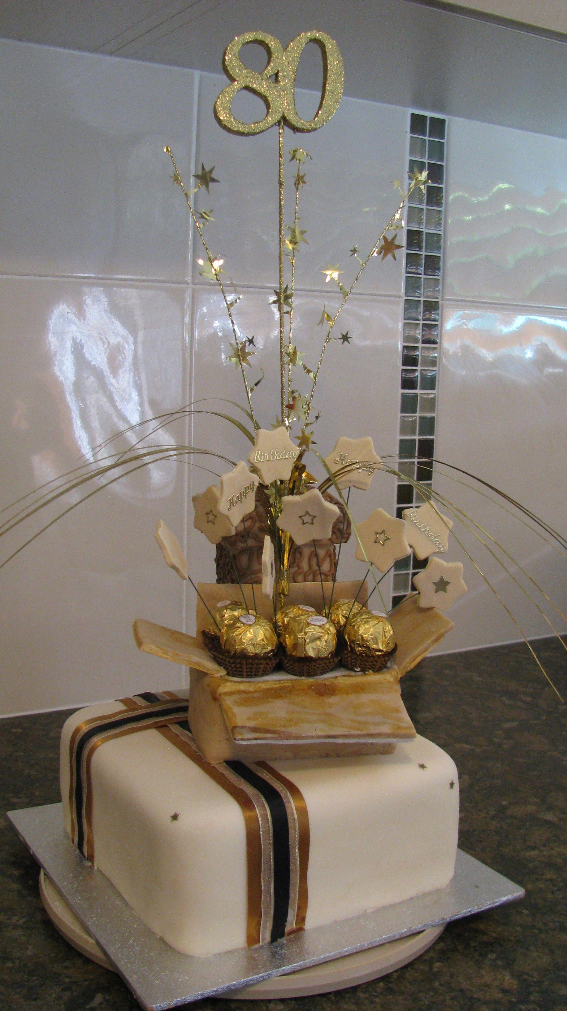 80th birthday cake 80 birthday cake 80th birthday 80th