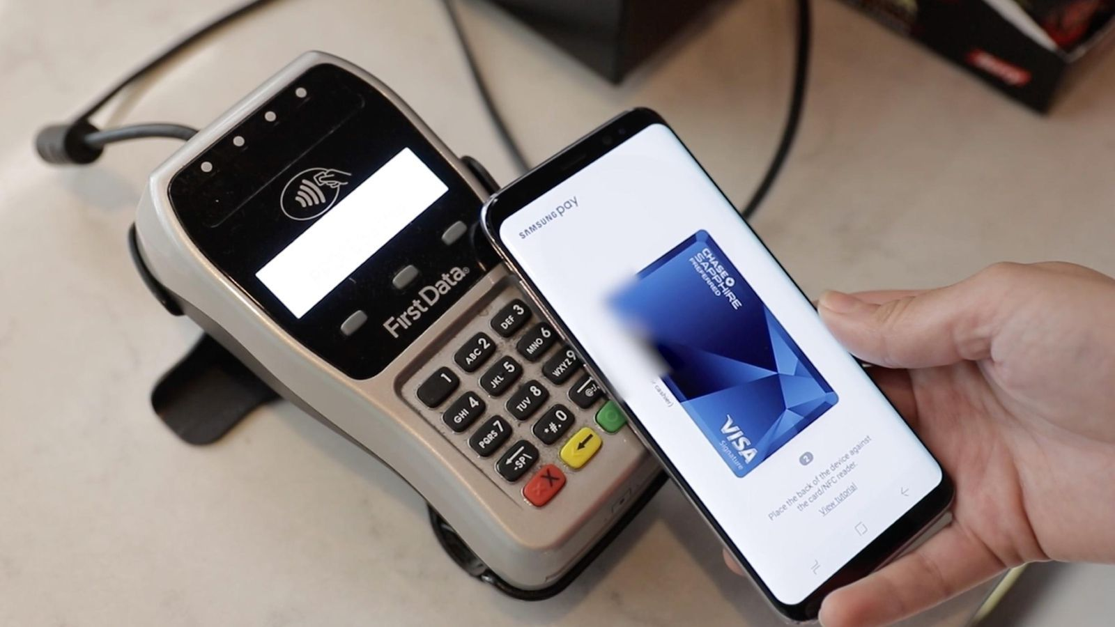 Everything you need to know about Samsung Pay Магнитная