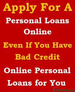 Personal Loans For Bad Credit In Pa