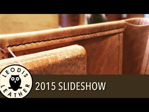 Leodis Leather 2015 slideshow - YouTube  4b51f07a09844