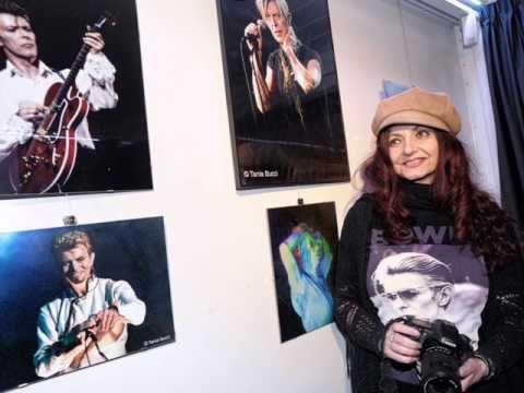 """""""Le Icone del Rock""""presentano Tania Bucci Photographer  ospite Dj Claudi..."""
