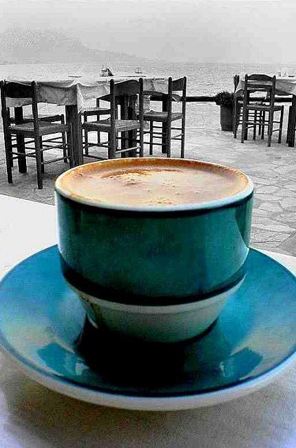 Greek Coffee By Crateos Cafe De Amis