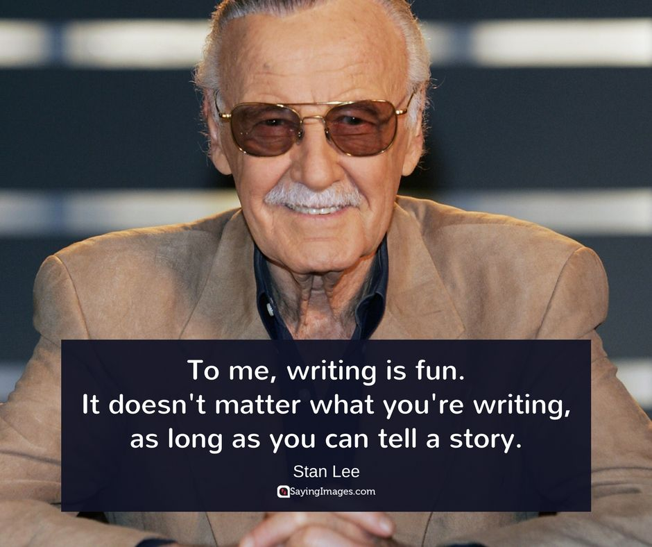 Image result for stan lee quotes