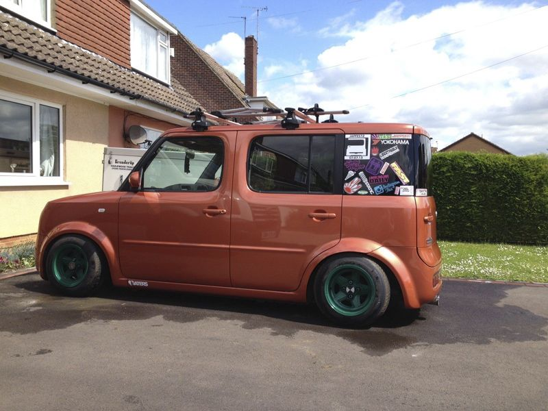 Barryboys.co.uk • View topic - eBay - Nissan Cube 2002 gen 2 ...