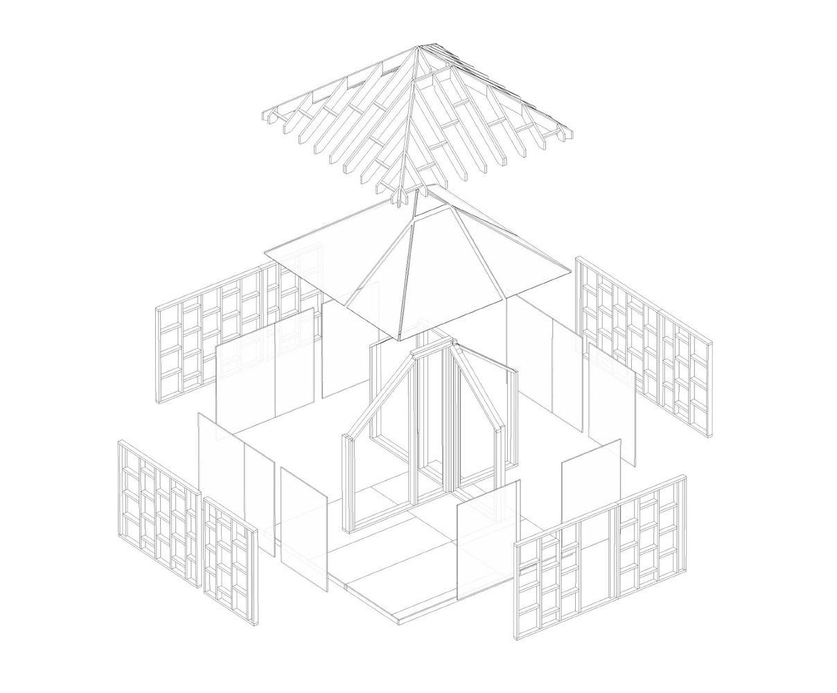 Gallery of Namwon Pavilion / Boundaries architects + DUCA