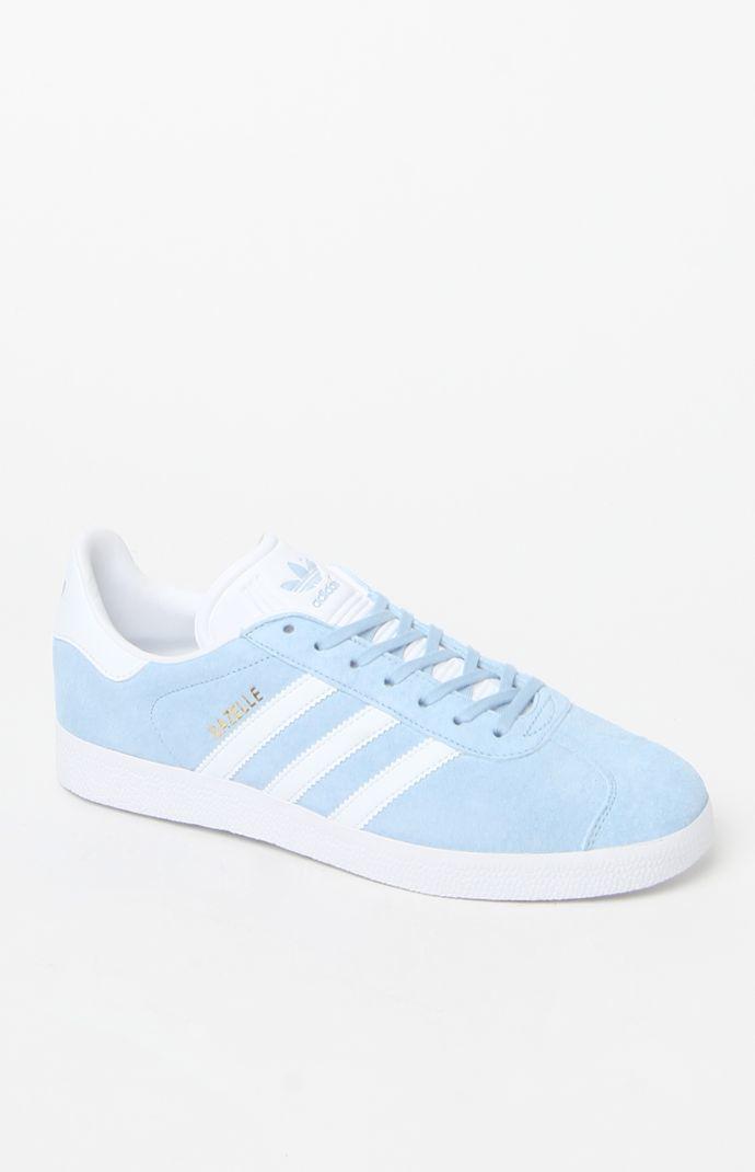 Blue Light Shoes