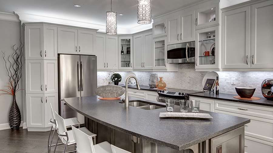 Mattamy Homes Inspiration Gallery: Kitchen - Sink | Kitchen Design