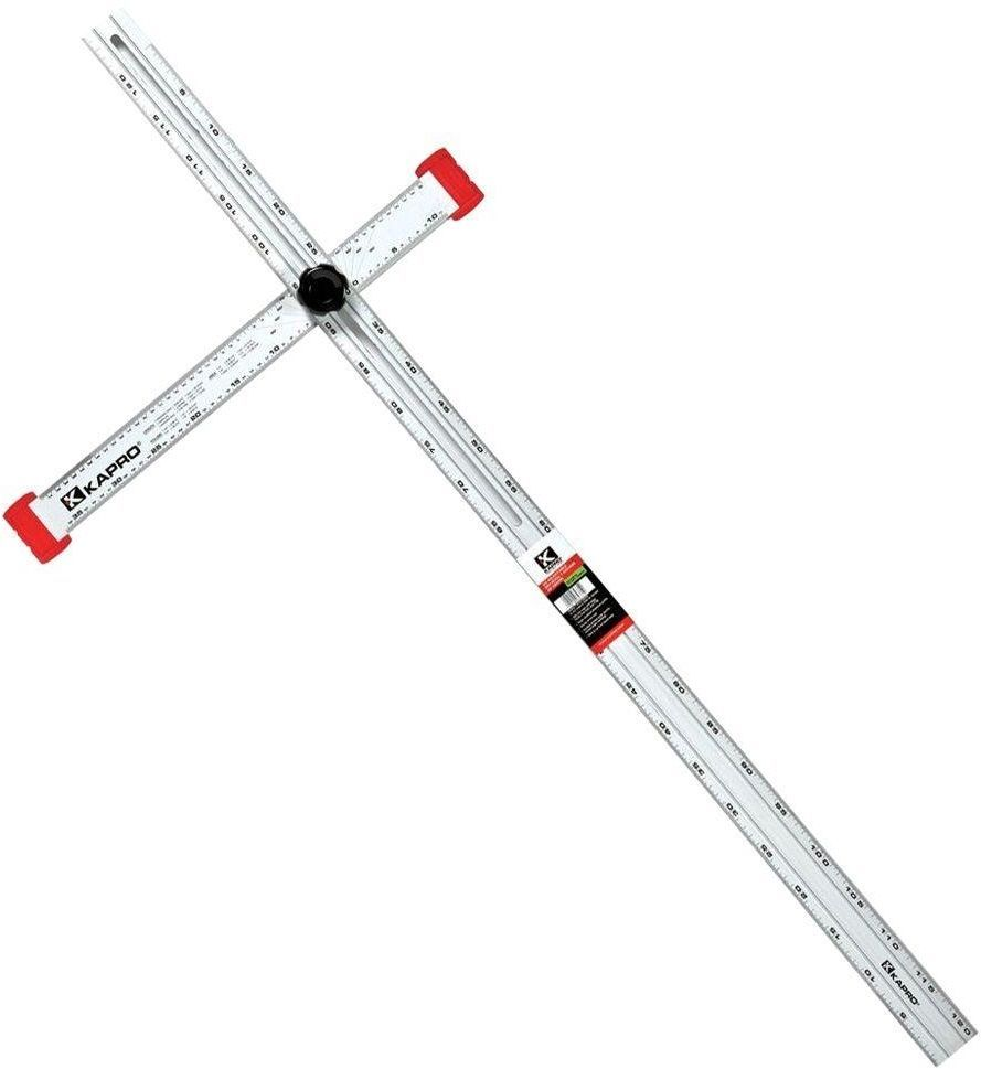 Kapro 48 In. Adjustable Drywall T-Square Heavy Duty ...
