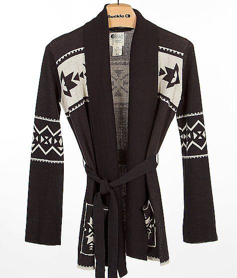 Billabong Peaceful Powers Cardigan Sweater