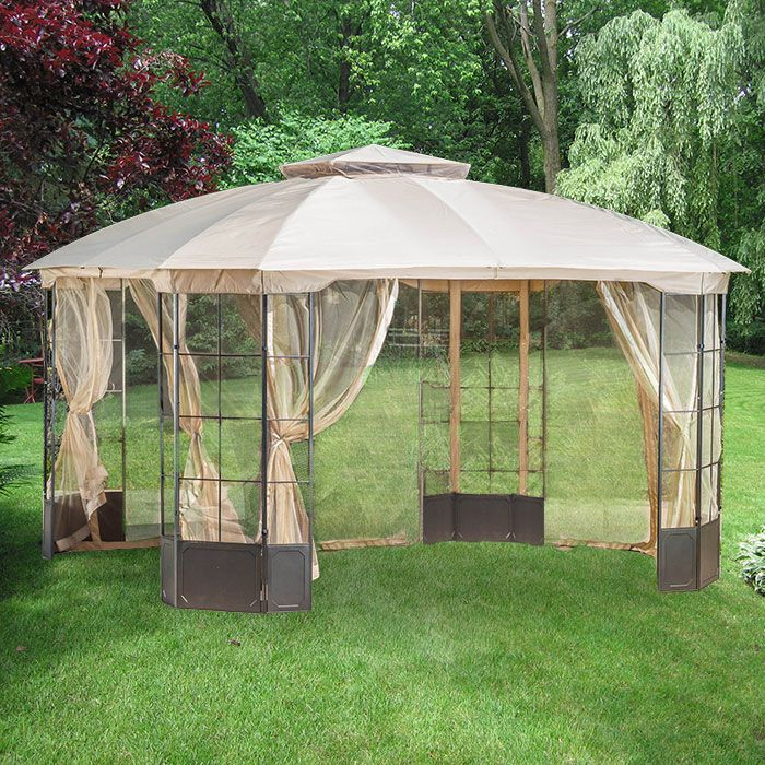 Replacement Gazebo Cover Https://www.gardenwinds.com/replacement Canopy