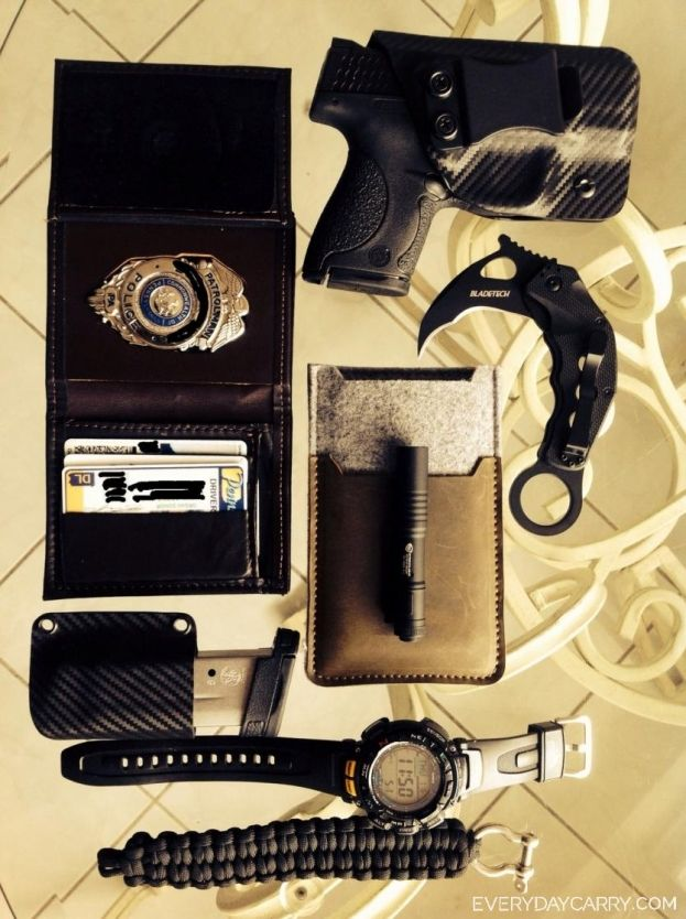 Everyday Edc Shield My M Carry Carry Tactical amp;p