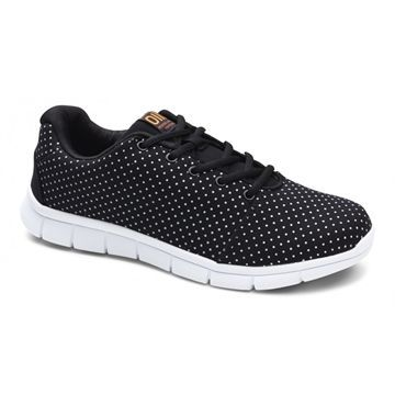 Oill sneakers, sort m/prikker - Jacobs Girl Shoes Dots, black kr 600 str. 36-41