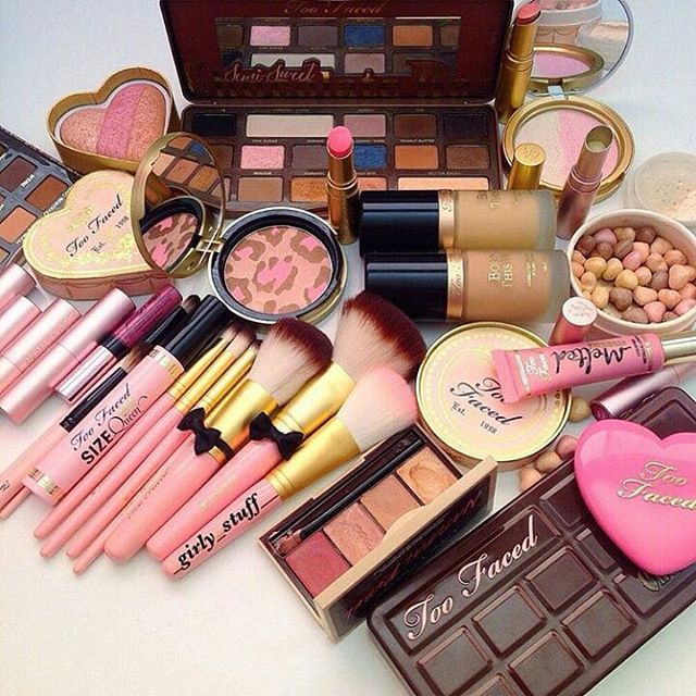 Some days we just. Can't. Decide. #regram @_girly_stuff__ #toofaced