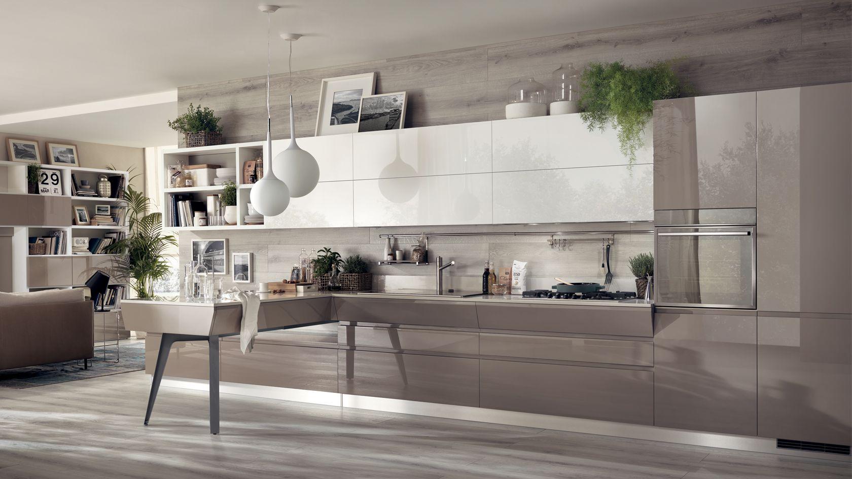 Rivestimento Cucina Rovere Grigio : Rivestimento cucina rovere ...