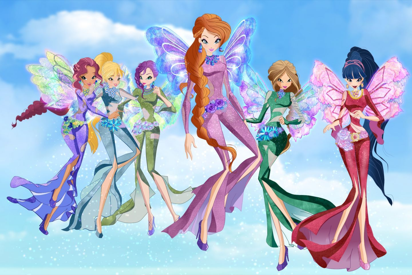 Season 2 onirix winx winx club dessin dessin anim - Bloom dessin anime ...